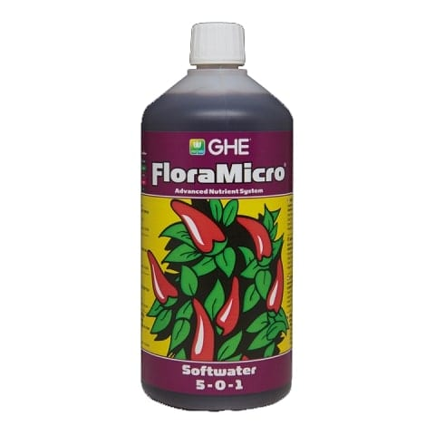GHE Flora Micro 1L Softwater