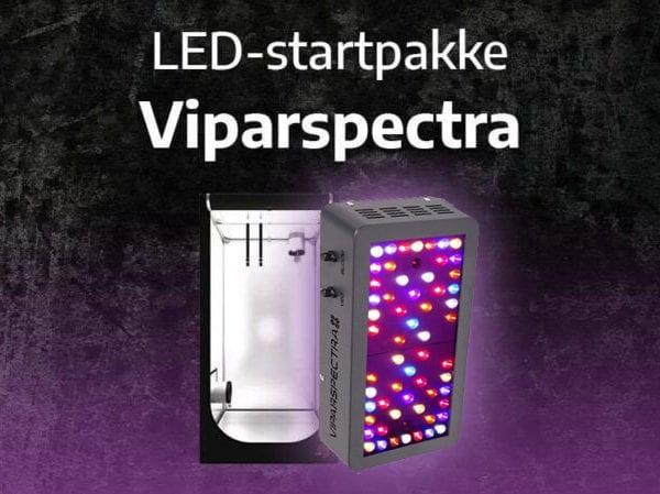 LED-Startpakke- viparspectra-300