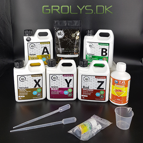 Grolys Big plant science kombo