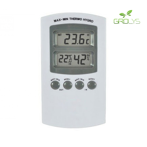 Grolys hygrometer